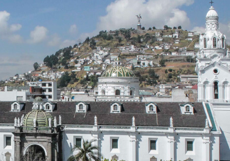 City Pack Quito - Hotel Quito First Class  2nights, 2breakfast, city tour, tickets, tax