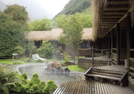 Papallacta Hot Spring & Antisana Ecological Reserve