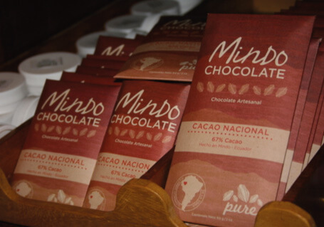Mindo Chocolate Cacao & Coffe tours