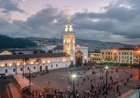 Quito & its Highlights